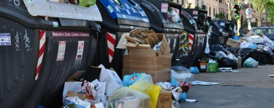 Emergenza rifiuti a Roma. Facciamo chiarezza